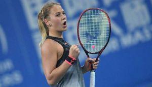 Теніс: Костюк подолала другий бар'єр