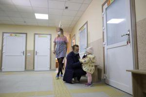 Львов: Открыли новую поликлинику