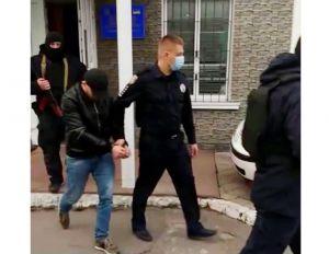 Винница: Полицейский применил оружие