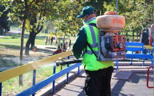 Запоріжжя: Щоб парки стали безпечними