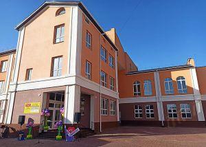 Чернігівщина: Після канікул  — до нової гімназії