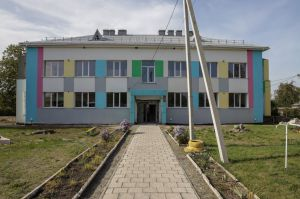 Днепропетровщина: Обновляется детсад «Ласточка»