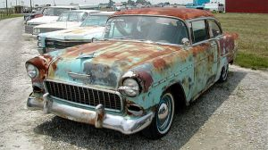 Старі автомобілі  небезпечні для довкілля