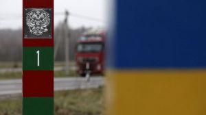 Білорусь обмежила в'їзд з території України, Польщі, Литви та Латвії