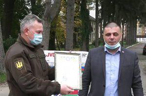 Азербайджанские друзья не забывают о Житомирском госпитале