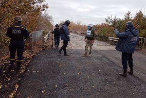 Луганщина: «Золотое» готовят к открытию