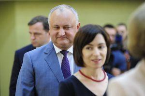 Молдова: У другому турі позмагаються Майя Санду та Ігор Додон