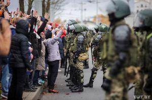 Затримання на місці сталінських розправ