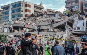 Підземний удар по Ізміру та Самосу згуртував дві країни