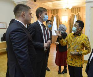 Зустріч депутатської групи Верховної Ради України