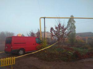 Житомирщина: Автопроисшествие оставило без газа тысячи домов