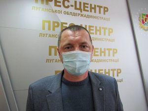 Луганщина: Налажены поставки кислорода больницам