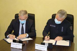 Черкассы: Открыли Центр реагирования в чрезвычайных ситуациях