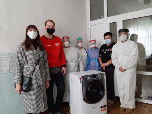 Чернігівщина: Про лікарню подбали волонтери