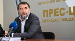 Луганщина: Средства на помощь погорельцам