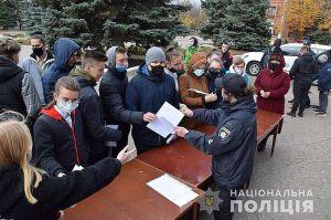 Донетчина: В прифронтовом поселке провели экологическую акцию