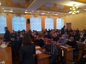 Перша сесія Сарненської ради:  як розділили посадові портфелі