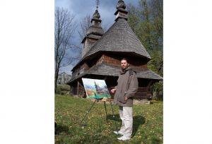 Александр Храпачев: «И на холсте уже не просто краски...»