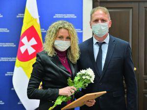 Рівненщина: Дипломом Міністерства відзначили засновників сімейного агропідприємства і благодійників