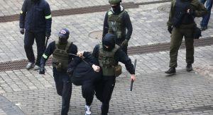 У Білорусі знову затримали учасників протестів