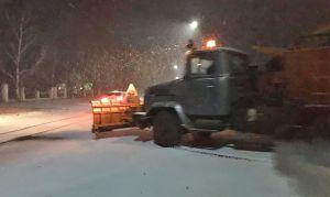 Луганщина: Оперативно реагируют  на прихоти погоды