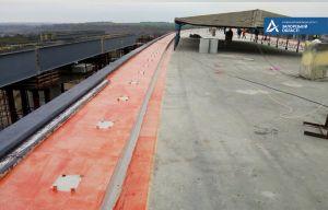 Запорожье: До открытия моста остается меньше месяца