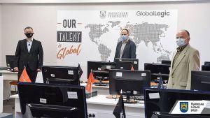 Львов: Открыли лабораторию для программистов