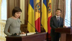 Fenster von Möglichkeiten für Neugestaltung ukrainisch-moldauischer Beziehungen