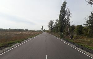 Дніпропетровщина: Тепер дороги дощів не бояться