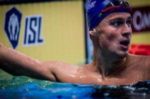 Плавание: Романчук побил рекорд Европы,  державшийся восемь лет