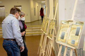 Днепр: Сопротивлению насилию посвятили выставку