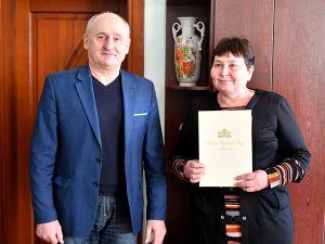 Житомирщина: Бердичевских швейников  поздравили с серьезной датой