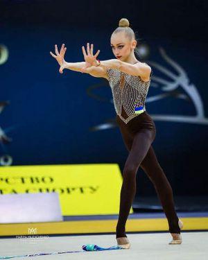 Художня гімнастика: Сьогодні старт