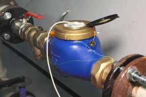 Одеса: Встановлюють лічильники води з дистанційним керуванням