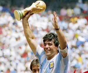 Футбол: Пішов у вічність Дієго Марадона