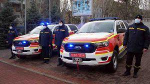 Запоріжжя: Рятувальники пересядуть на сучасну техніку