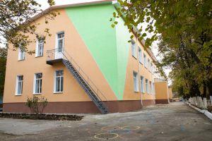 Херсонщина: Школы утепляет... Турция
