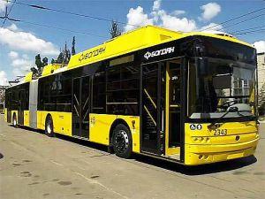 Столица получит волынские троллейбусы