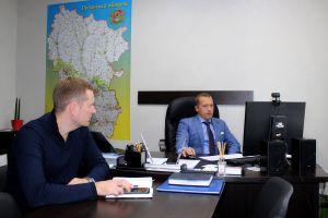 Луганщина: Розслідування військових злочинів обговорили з міжнародними фахівцями