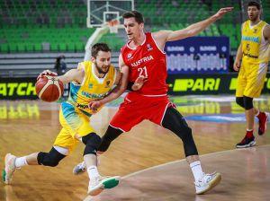 Баскетбол: Сборная Украины квалифицировалась на ЧЕ