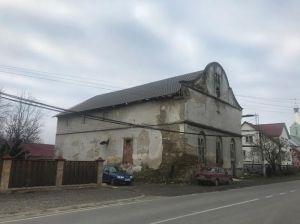 В оновленій синагозі планують відкрити музей