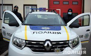Донетчина: Полицейскую станцию оснастили партнеры из ПРООН