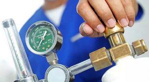 Херсон: Встановлюють сховища кисню для хворих