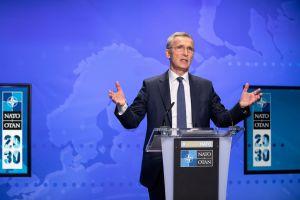 НАТО не будет вмешиваться в конфликт между Киевом и Будапештом