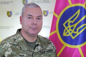 З нагоди Дня Збройних Сил України — Сергій Наєв
