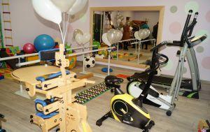 Ривненщина: Три громады в складчину приобрели современное  реабилитационное оборудование в инклюзивный центр