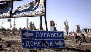 Donbas war is not an internal conflict in Ukraine