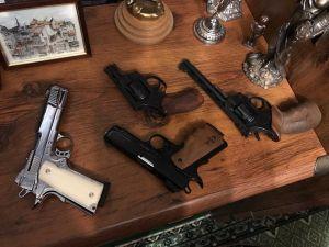 Днепр: Разоблачили торговцев оружием