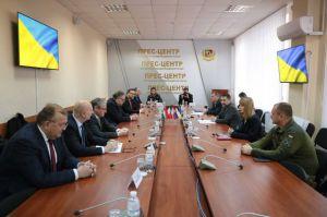 Посли країн - членів Вишеградської групи відвідали Луганщину