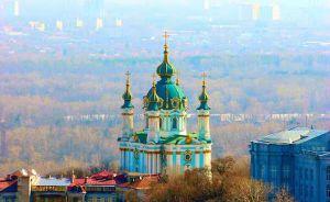 Київ: Андріївську церкву відкриють на Андрія